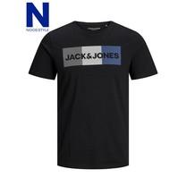 T-shirt corp logo black