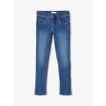jongens spijkerbroek Silas tax medium blue denim