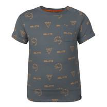 jongens T-shirt grn