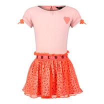 jurk pink