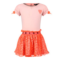 Beebielove jurk pink