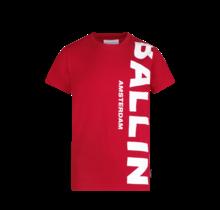 Ballin' T-shirt red