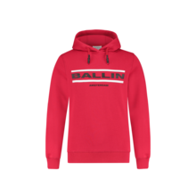 Ballin' trui hoodie red