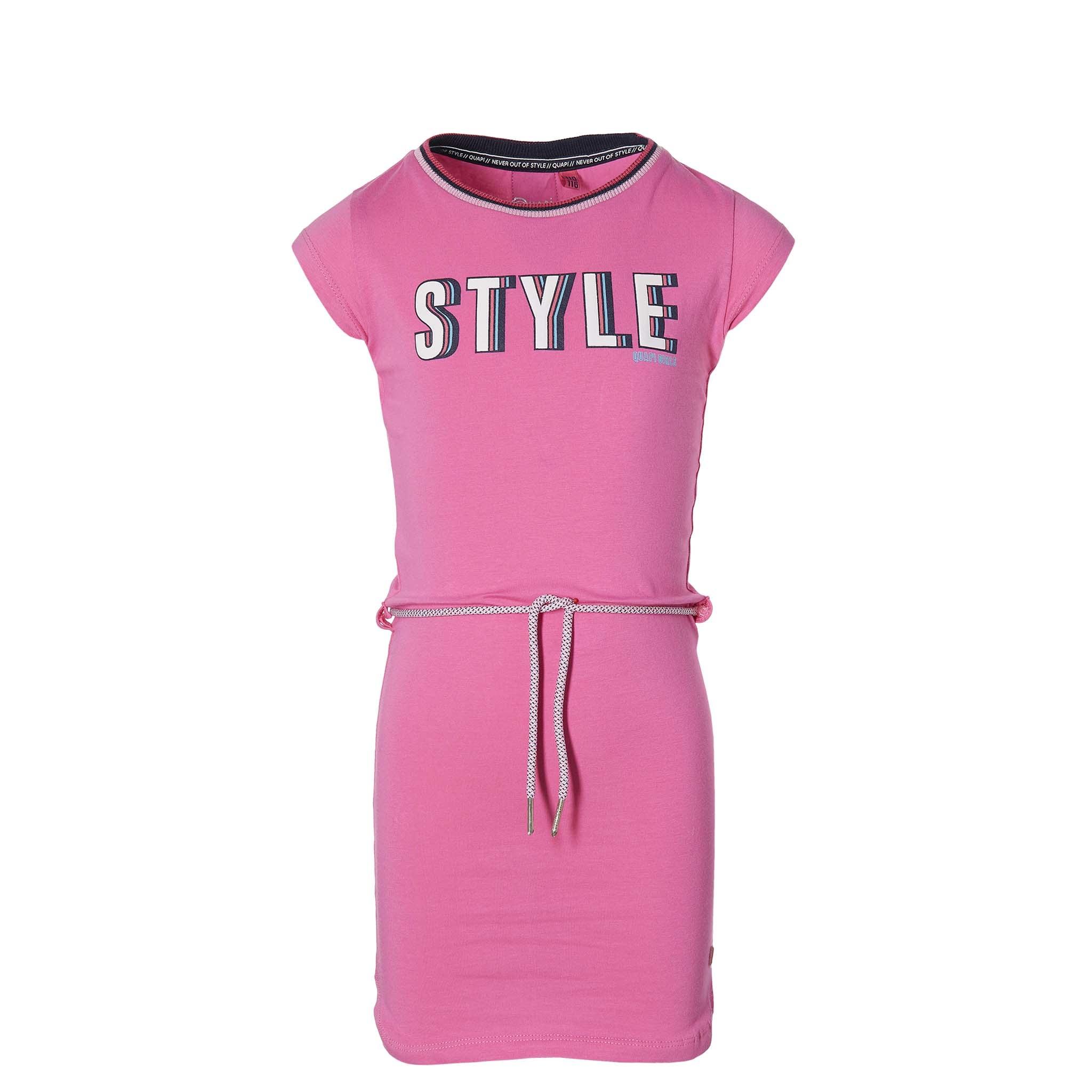 jurk Fab hot pink