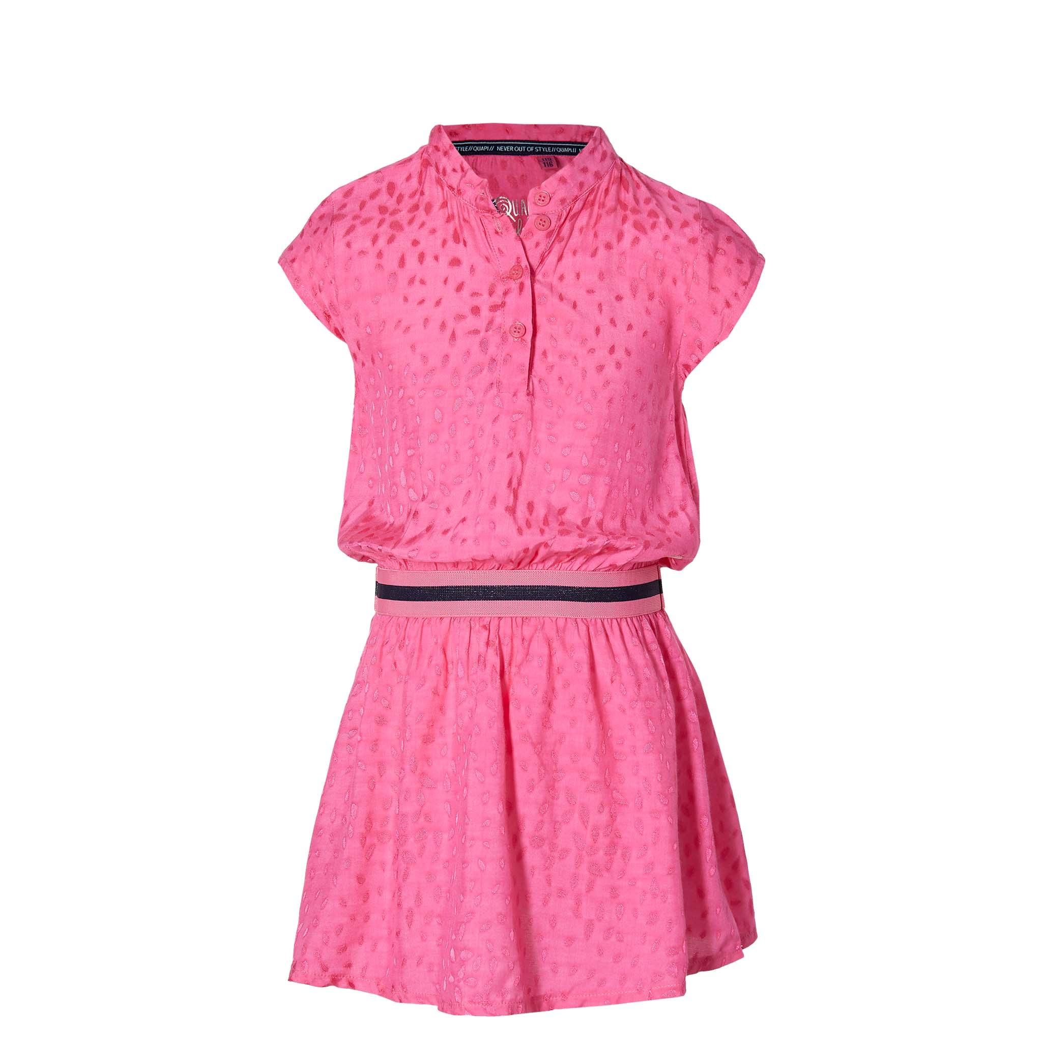 jurk Faimy hot pink