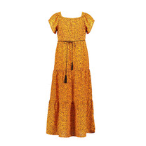 jurk Malia blazing orange
