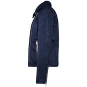 Cars meisjes zomerjas Tula poly suede navy