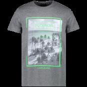 Cars jongens T-shirt Seth grey used