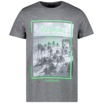 jongens T-shirt Seth grey used