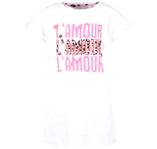 Cars meisjes T-shirt Charia white