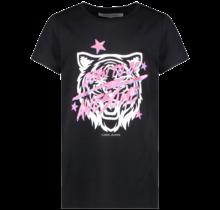 Cars meisjes T-shirt Moshi black