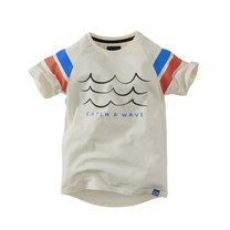 jongens T-shirt Justus cococream