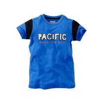 jongens T-shirt Jetze ocean drive