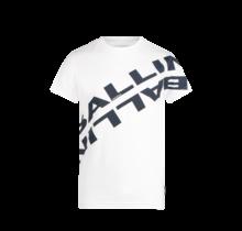 Ballin' T-shirt white/navy