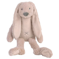 Old Pink Rabbit Richie 38cm