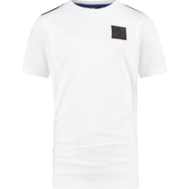 jongens T-shirt Hamphy real white