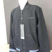 Antony Morato vest slim fit with rubber 3D logo black