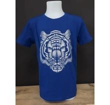 Antony Morato T-shirt slim fit 3D print dark cobalt