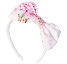Balloon chic haarband white