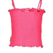 B.Nosy meisjes top met verstelbare bandjes knock out pink