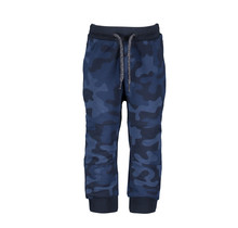 B.Nosy jongens broek space blue camo
