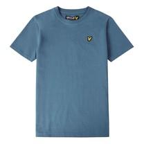 T-shirt classic bluestone