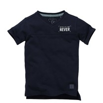 jongens T-shirt Nali dark blue