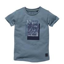 jongens T-shirt Narin vintage blue