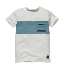 jongens T-shirt Neill white