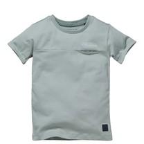 jongens T-shirt Nelson cloud blue