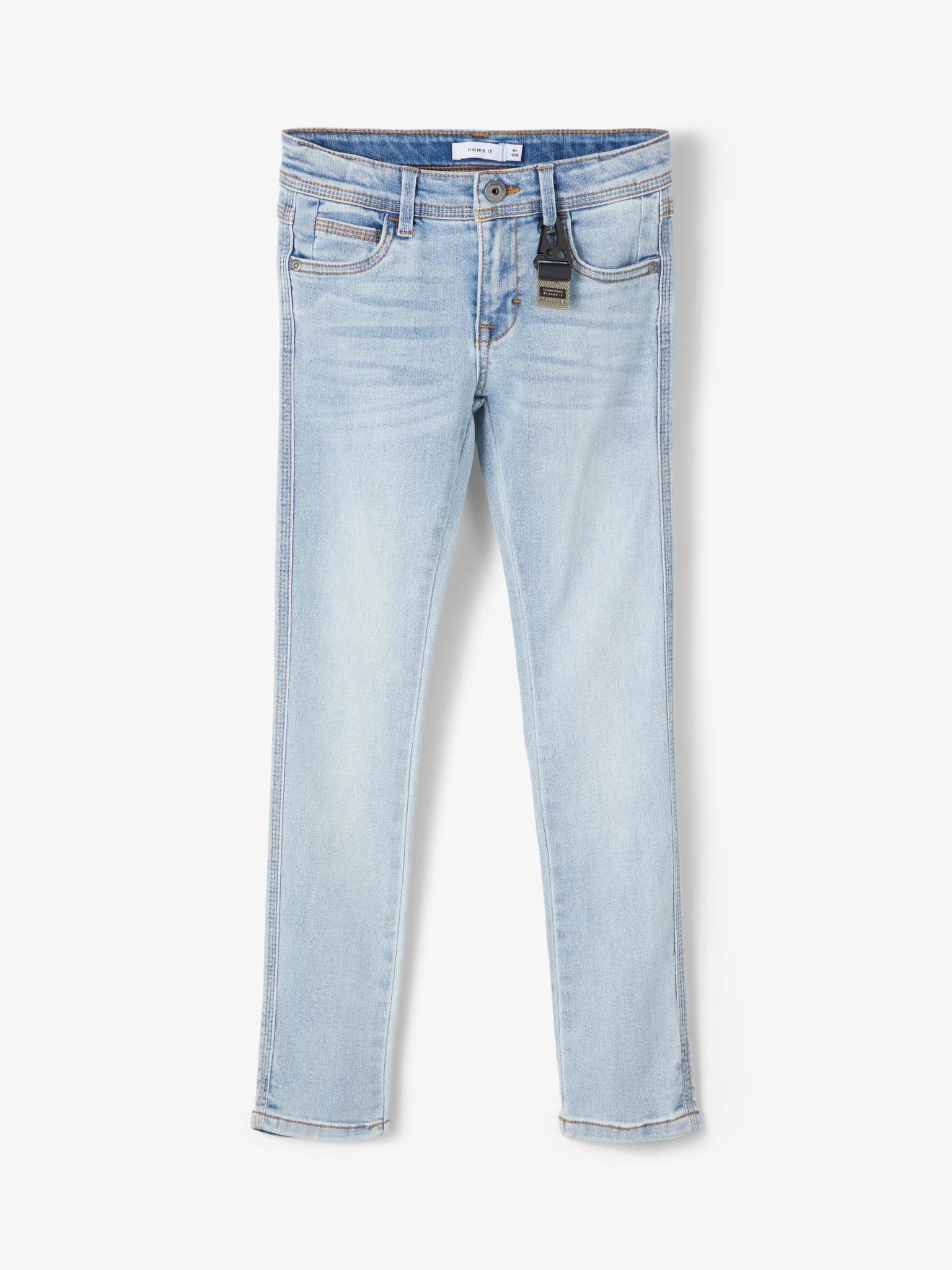 jongens spijkerbroek Pete teces light blue denim