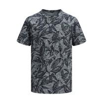 T-shirt Lefo aop navy blazer