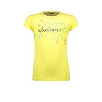 T-shirt Kamsi lime light