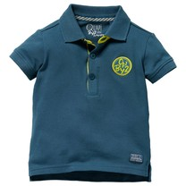 jongens T-shirt Gionni sport blue