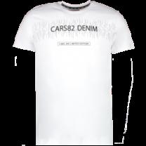 jongens T-shirt Wander white