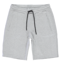 jongens short Herrel stone grey
