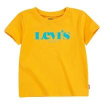 jongens T-shirt yellow