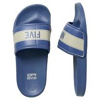 jongens slippers Fasco sport blue