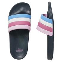 meisjes slippers Fiza dark blue