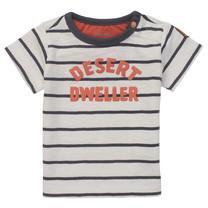 jongens T-shirt Togoville white sand