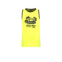 singlet Florida safety yellow
