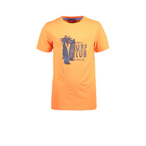 T-shirt surfclub shocking orange