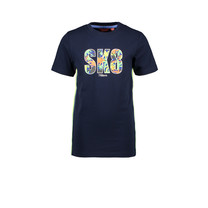 T-shirt SK8 navy