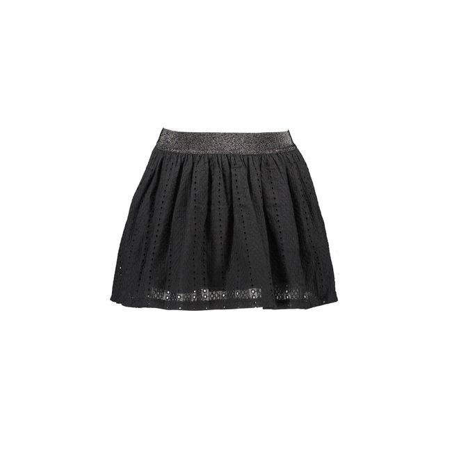 B.Nosy rok met zwarte voering black