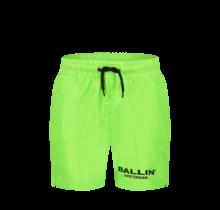 Ballin' zwemshort neon green