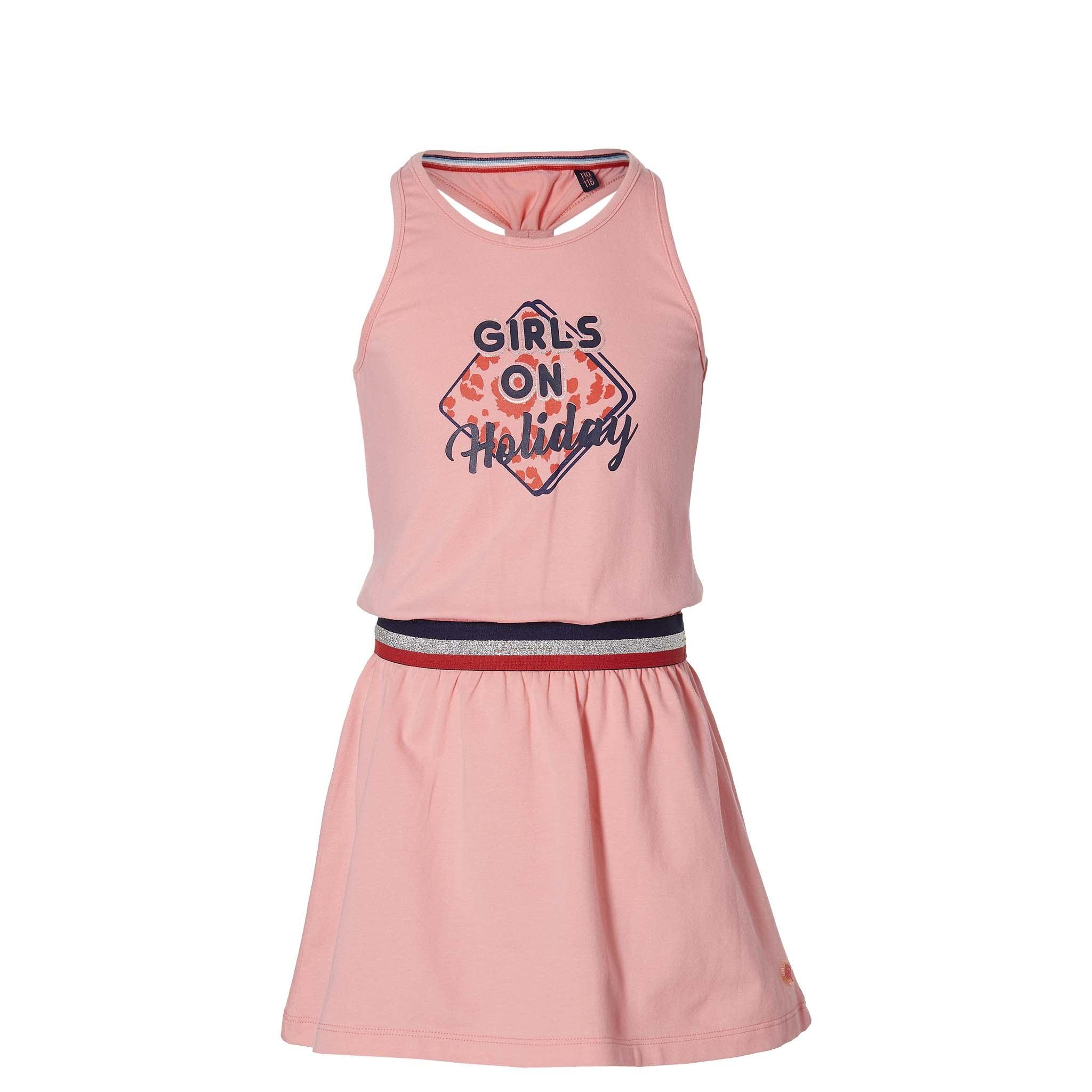 jurk Feli shell pink