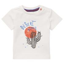jongens T-shirt Totnes white sand