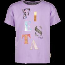 meisjes T-shirt Harianne bright lavender - Senna