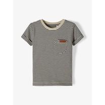 jongens T-shirt Fipan dark sapphire