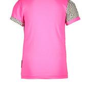 B.Nosy meisjes T-shirt met klein logo sugar plum